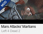 Mars Attacks' Martians