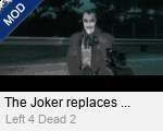 The Joker replaces Nick