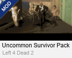 Uncommon Survivor Pack