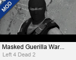 Masked Guerilla Warfare Nick replacement