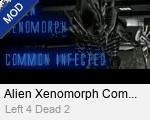 Alien Xenomorph Common Infected AVP Colonial Marines (SINGLE