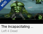 The Incapacitating Hulk L4D1 Hud
