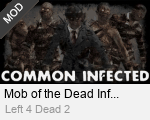 Mob of the Dead Infected