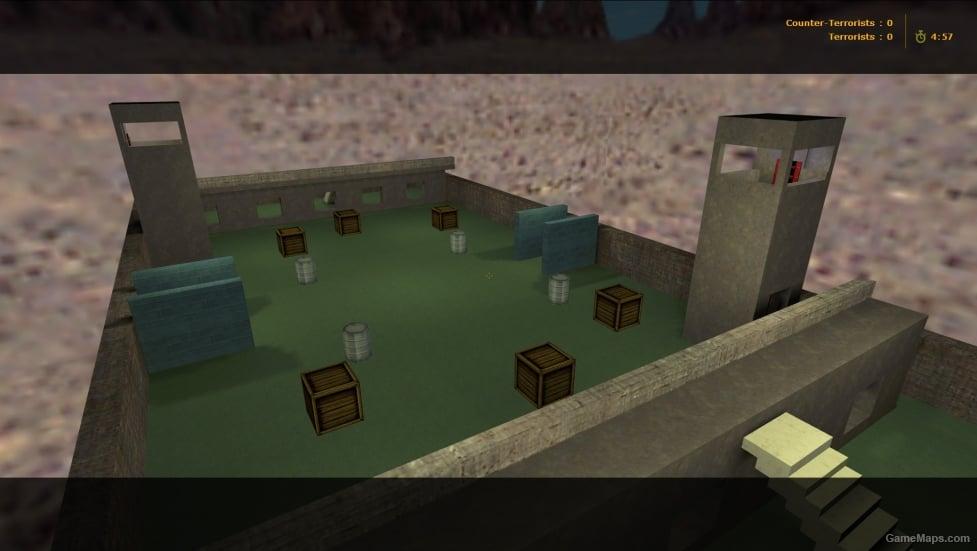 Counter-Strike Deathmatch mod for Half-Life