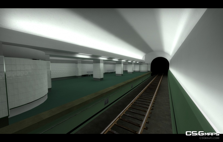 Basic Training Photos >> Matrix Subway (Counter-Strike : Global Offensive) - GameMaps