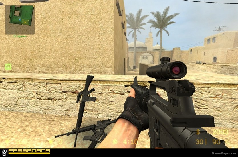 Counter Strike Source Ultimate Weapon Pack Counter