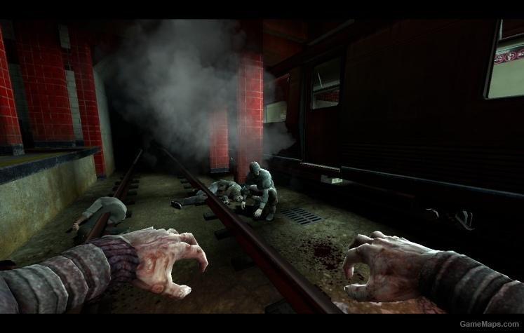 Beta Hunter S Animations Left 4 Dead Gamemaps