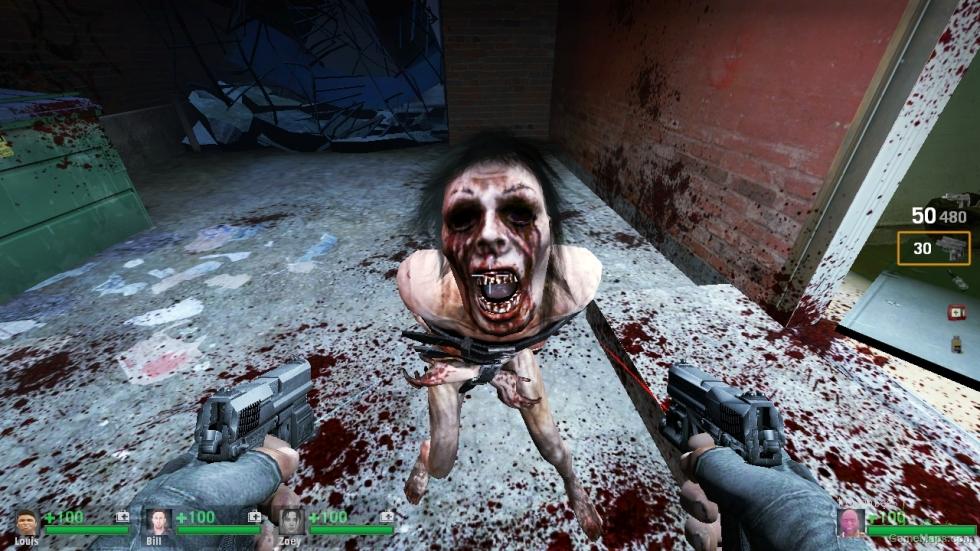 Bring A Trailer >> L4D1-Siren (Left 4 Dead) - GameMaps