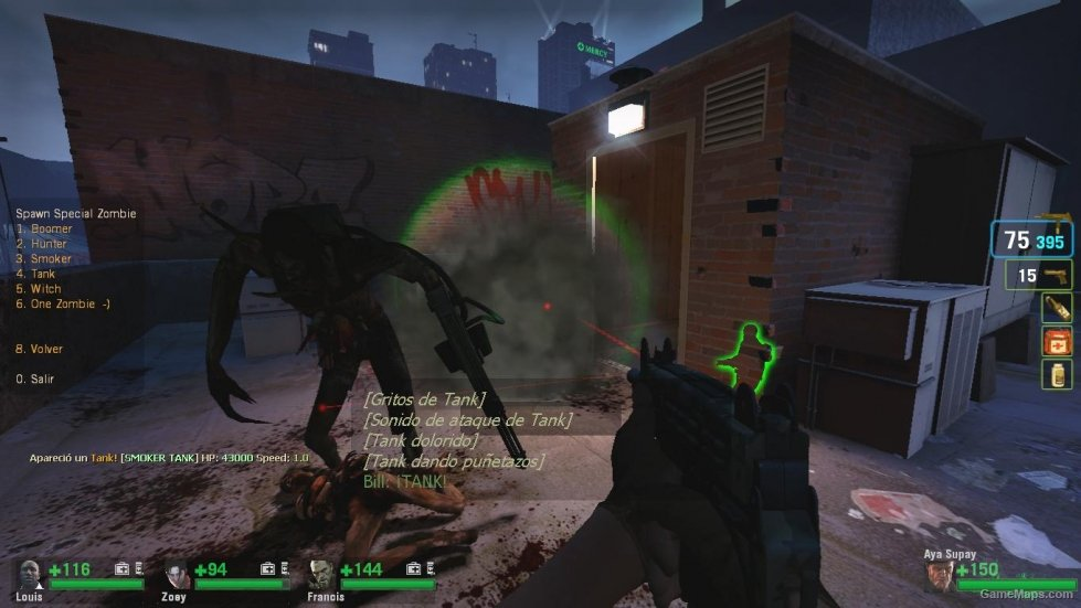 L4d killing floor special infected Left 4 Dead GameMaps