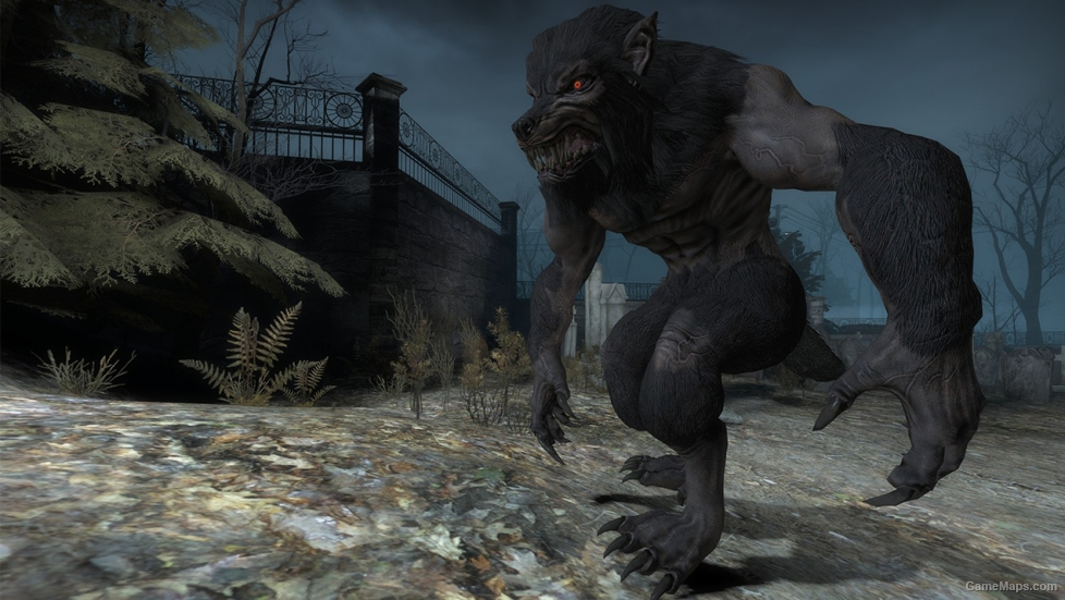 apex werewolf left 4 dead 2 gamemaps