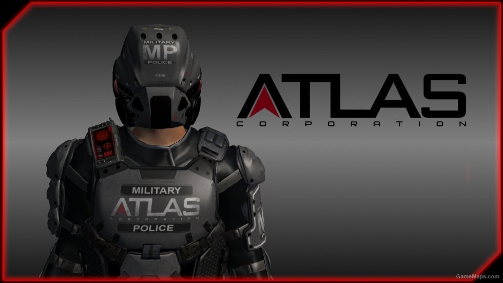 Atlas Security (AW) COACH (Left 4 Dead 2) - GameMaps