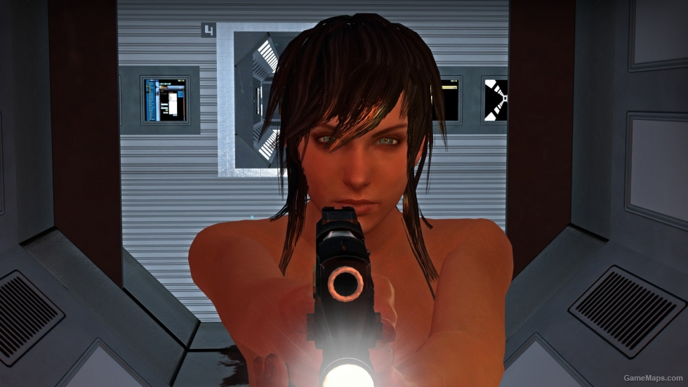 Bikini Teen Angst Zoey In Shorts Left 4 Dead 2 Gamemaps