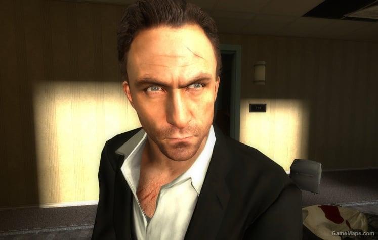 Black Suit Nick Left 4 Dead 2 Gamemaps