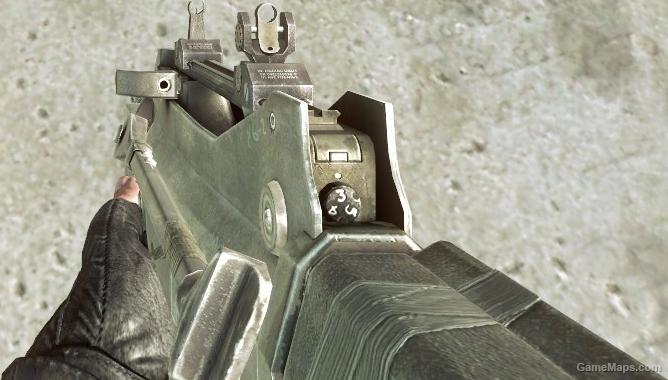 BO1 Famas Sound For Desert Rifle (Left 4 Dead 2)