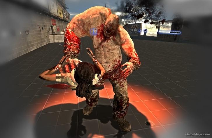 Chris Walker (Outlast)- Charger (Left 4 Dead 2) - GameMaps
