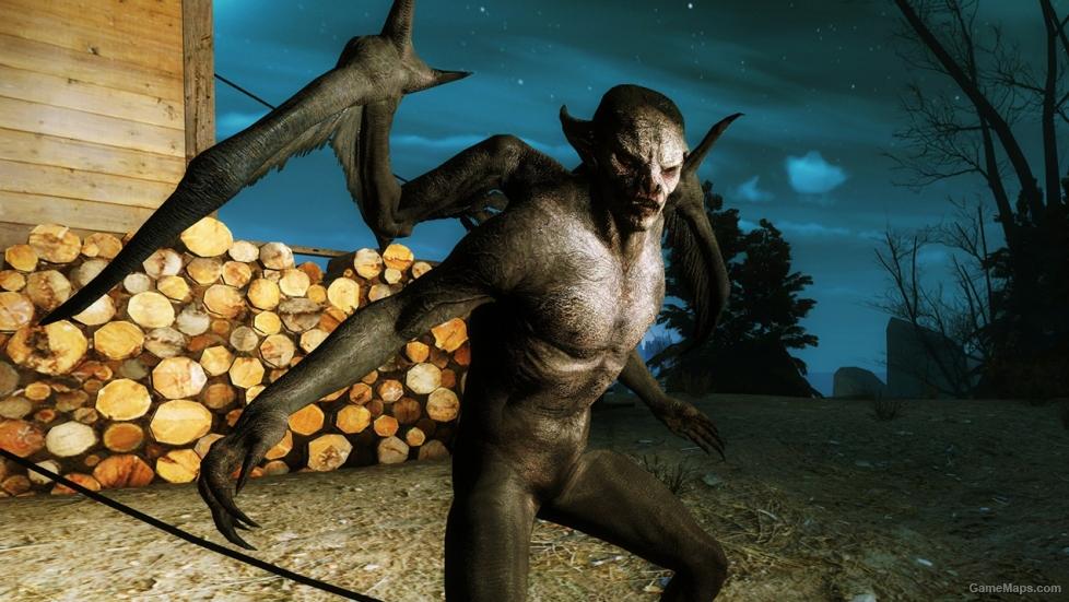 Dawnguard Vampire Lord Left 4 Dead 2 Gamemaps