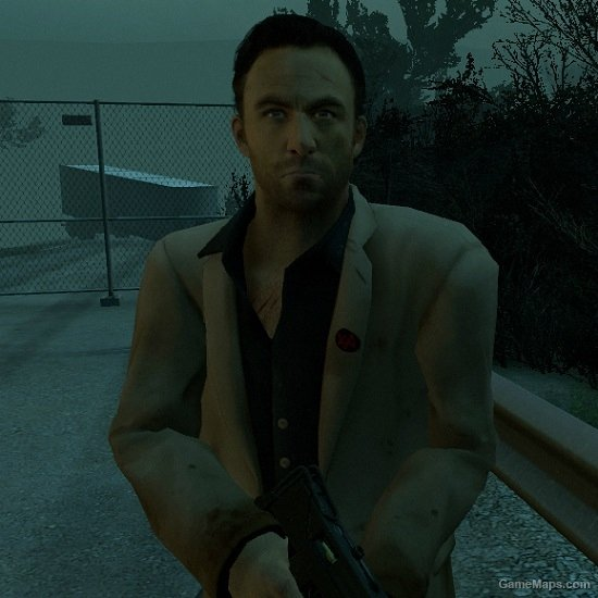 Nick Sexy Shirtless (Left 4 Dead 2) - GameMaps