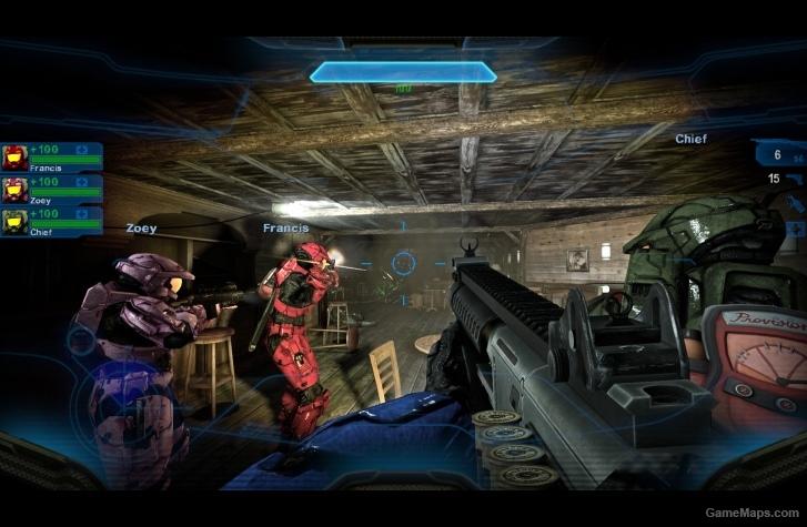 Delux Halo Hud Left Dead Gamemaps