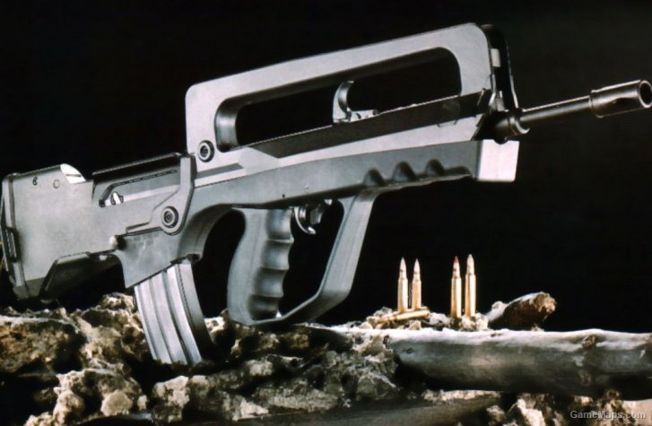 Famas Gunfire And Reload Sound (Left 4 Dead 2)