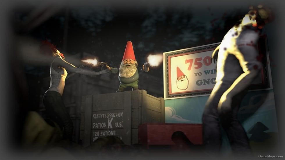 Gnome Chompski(BILL) (Left 4 Dead 2) - GameMaps