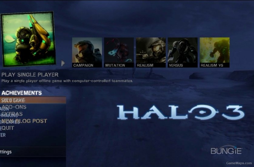 Halo 3 Icon Menu Pack (Left 4 Dead 2) - GameMaps