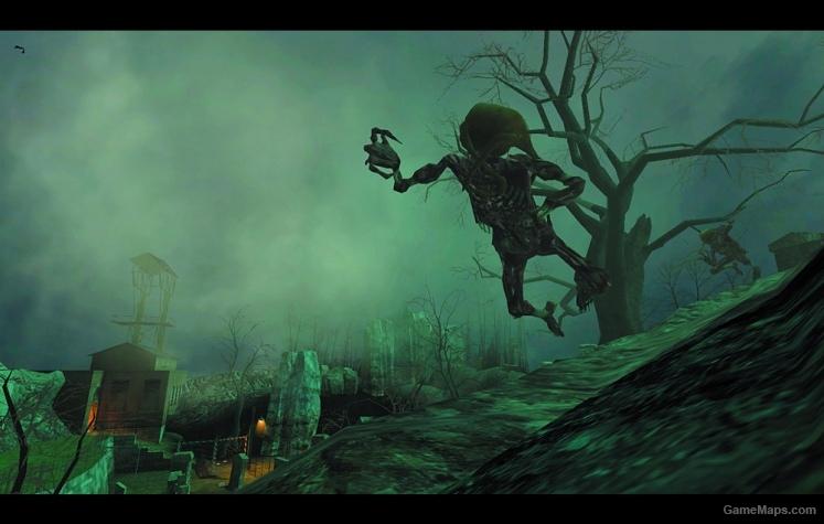 HL2 Fast Zombie Sound Mod for Hunter (Left 4 Dead 2