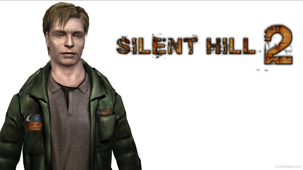 James Sunderland Sh2 Francis Left 4 Dead 2 Gamemaps