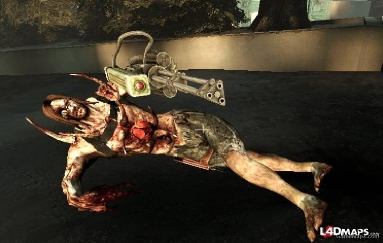 Left 4 Dead 2 : Killing Floor Special Infected