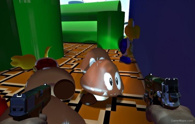 Koopas Amp Goombas Ci Left 4 Dead 2 Gamemaps
