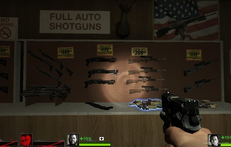 l4d2 international weapons (Left 4 Dead 2) - GameMaps
