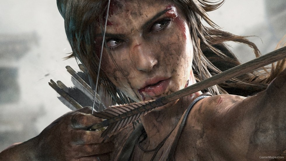 lara croft tomb raider 2013 game