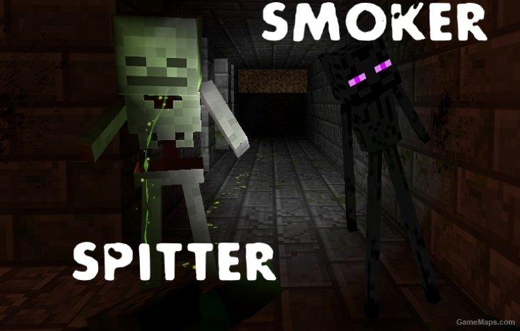 Minecraft Special Infected (Left 4 Dead 2) - GameMaps