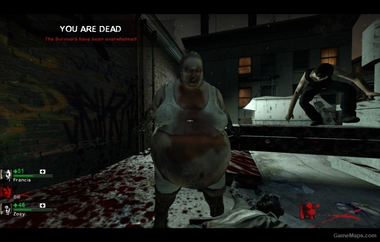 Momma Hen Female Boomer Left 4 Dead 2 Gamemaps