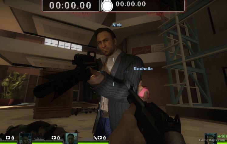 Beta Nick/Clean Nick (Left 4 Dead 2) - GameMaps