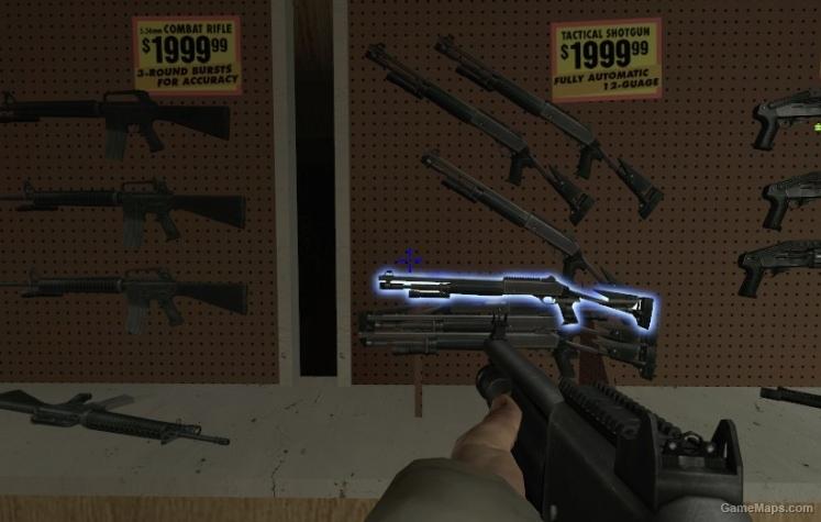 Realistic weapon pack (Left 4 Dead 2) - GameMaps