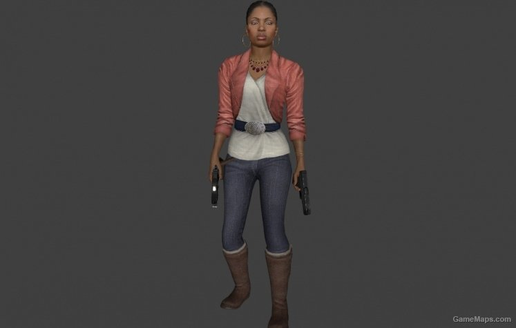 Reporter Rochelle Left 4 Dead 2 Gamemaps