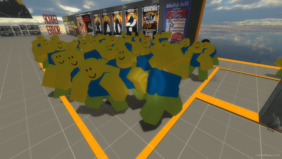 Roblox Common Infected Left 4 Dead 2 Gamemaps