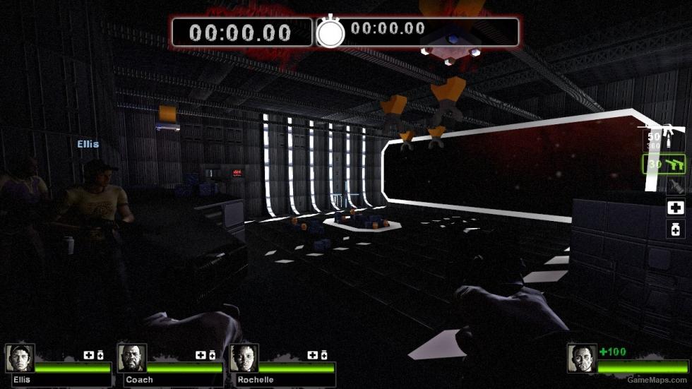 Star Wars Death Star Survival Map Wip V 05 Left 4