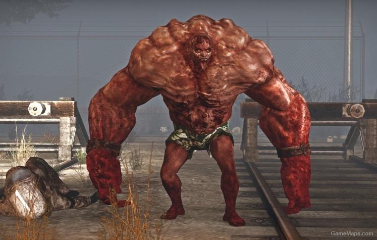 Tanned Tank (Life's a Beach) (Left 4 Dead 2) - GameMaps