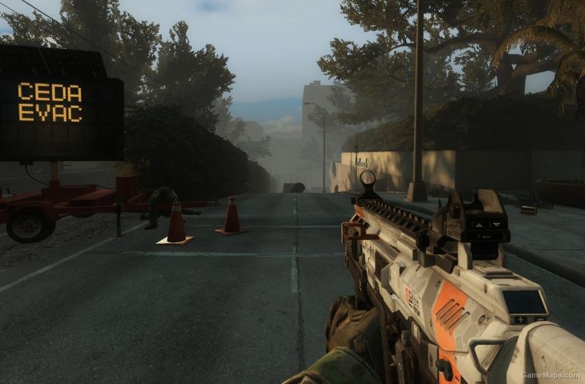 New Smg Weapons Sound Mod Left 4 Dead 2 Gamemaps - Imagez co