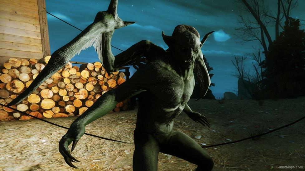 Vampire Lord Left 4 Dead 2 Gamemaps