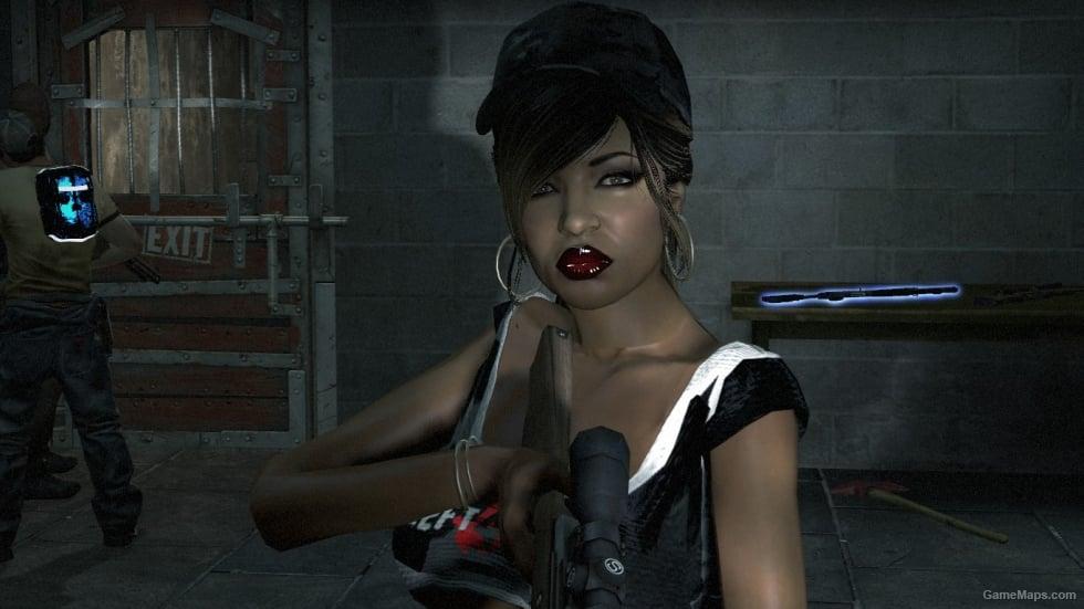 Warrior Multicam Rochelle Left 4 Dead 2 Gamemaps