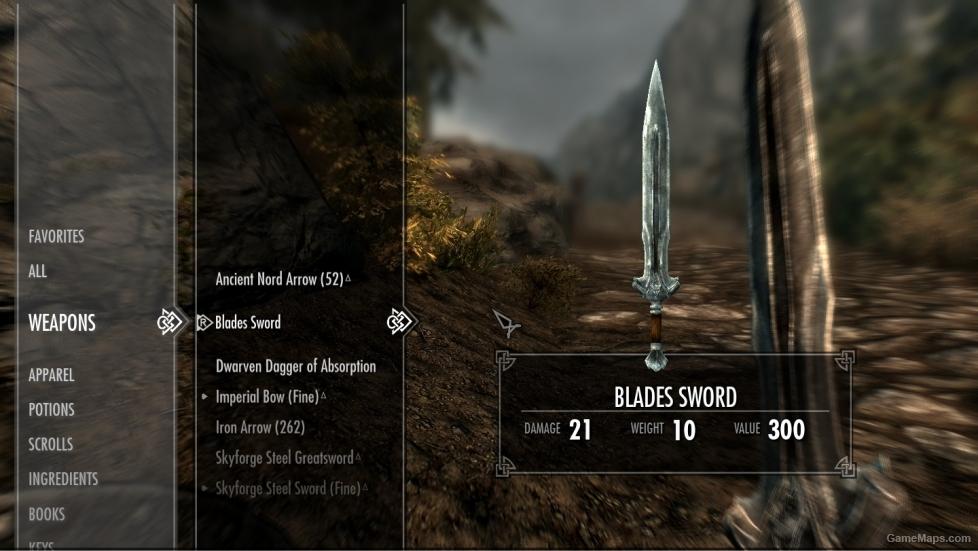 X Blades Gameplay Blades Sword Not Katan...