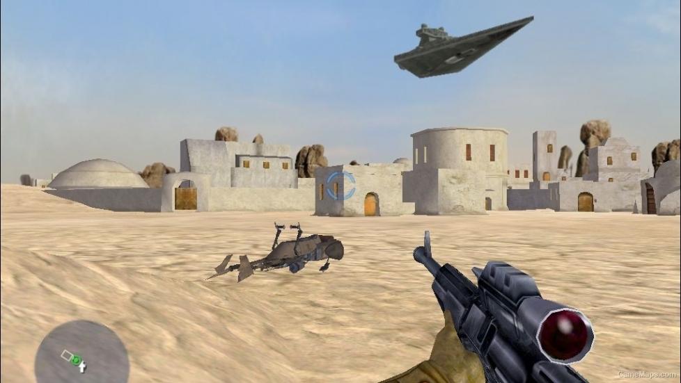 Tatooine Jundland Wastes Star Wars Battlefront Gamemaps