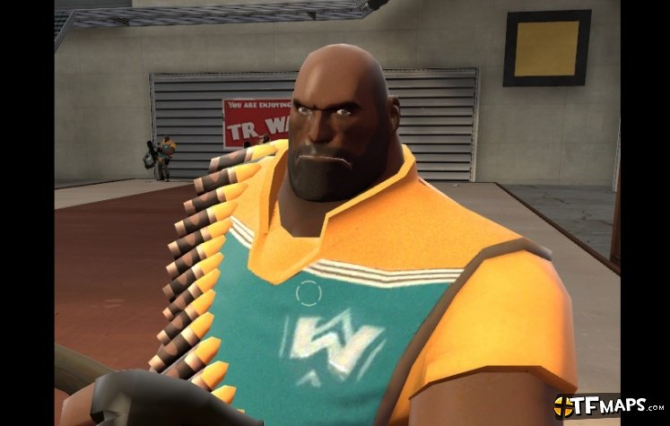 Coach As Heavy  Team Fortress 2