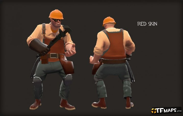 Sepia Engineer (Team Fortress 2) - GameMaps