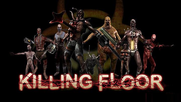 Free Mods And Skins Killing Floor Gamemaps