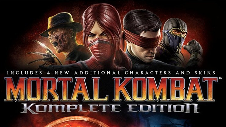 Free Mods and Skins - Mortal Kombat : Komplete Edition