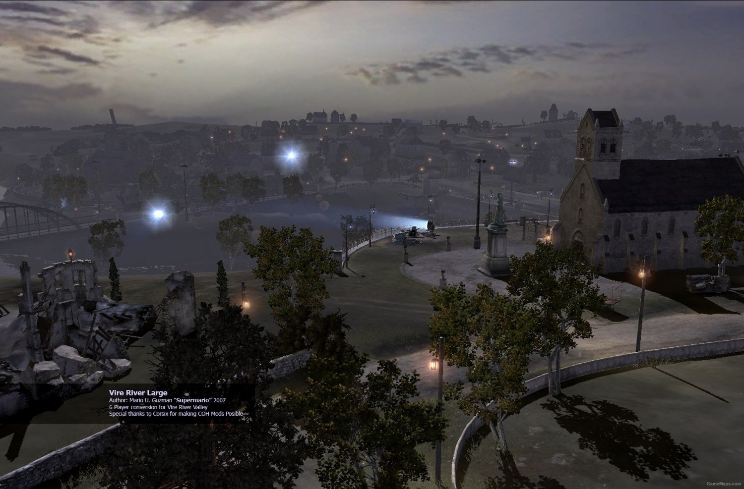 Company Of Heroes Free Maps And Mods Gamemaps