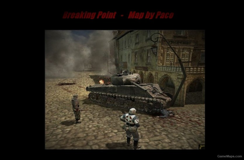 Breaking Point (Day & Night) (Company of Heroes) - GameMaps